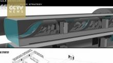Hyperloop shuttle pods the future of travel?